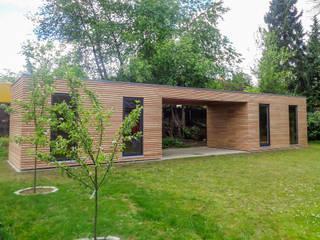 Naturhouse Gartenhaus:   von Naturmont