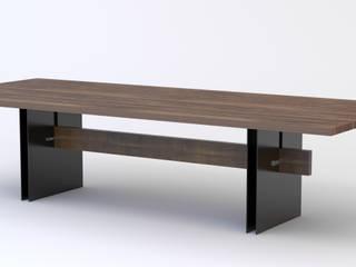 Officina29_ARCHITETTI 餐廳桌子