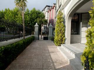 Estudio Gumuzio&MIGOYA en Las Arenas: Edificios de oficinas de estilo  de Gumuzio&MIGOYA arquitectura e interiorismo