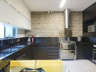 Cocinas de estilo moderno de Julice Pontual Arquitetura Moderno