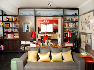 Study/office by Francisco Vicuña Balaresque, Eclectic