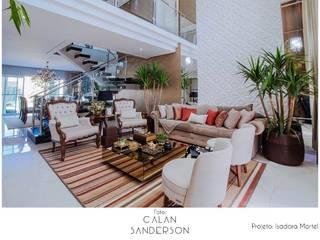 ISADORA MARTEL interiores Salon moderne