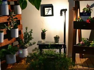 Andrea Oliveira Designer de Interiores Paysagisme d'intérieur