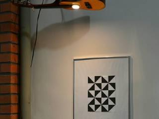 1ª SUDI por Andrea Oliveira Designer de Interiores Rústico