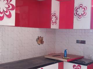 Modular kitchen : modern  by SAI INTERIOR DESIGNERS-SID,Modern