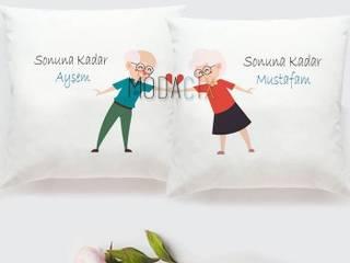 modacix.com – Sevgili Yastıkları:  tarz Yatak Odası