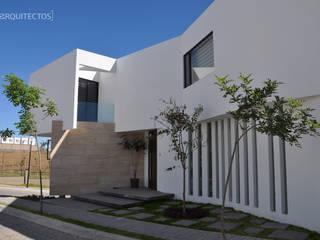 [TT ARQUITECTOS] Casas unifamiliares Blanco