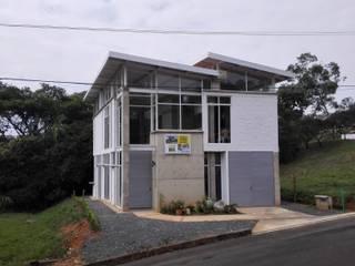 Casas de estilo minimalista de PILO Arquitectura Minimalista