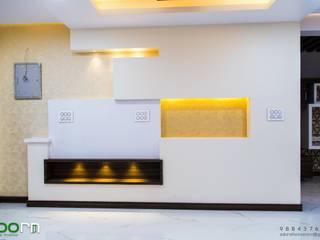Residence project @ Senthil Nagar Chennai:   by adorn,