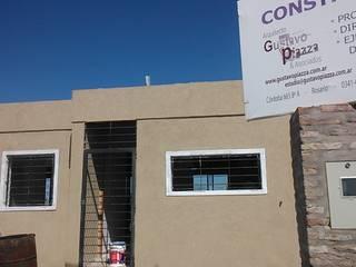 Minimalist houses by Arq. Gustavo Piazza & Asociados Minimalist