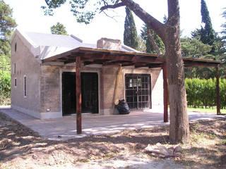 CASA QUINTA EN OLIVEROS: Casas de estilo  por Arq. Gustavo Piazza & Asociados