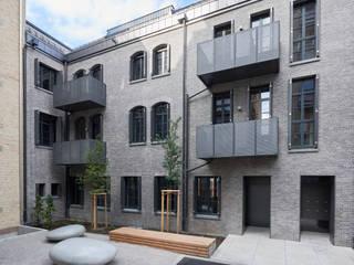 PATRICK HARNISCH ARCHITEKTEN Habitats collectifs