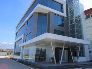 Office buildings by DerganÇARPAR Mimarlık