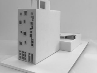 modern  oleh Kevin Veenhuizen Architects, Modern