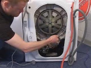 Washing machine repair project:   by Fridge Repairs Johannesburg