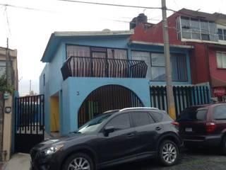 REMODELACION Y AMPLIACION CASA SIERRA 47 FACHADA EXTERIOR E INTERIORES JLSG Arquitecto