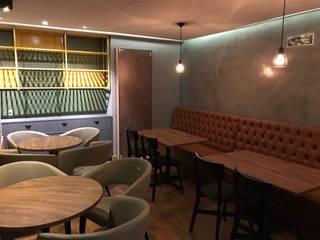 Café 283: Espaços gastronômicos  por A3 Arquitetura_