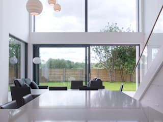 House Extension Manchester Modern kitchen by guy taylor associates Modern