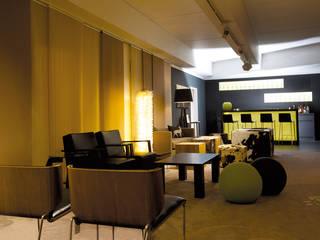 Interior-Design-Welt mit 3.200 qm aufgebauten Ideen: modern  von ZiefleKoch Hotel- und Objekteinrichtung, Innenausbau,Modern