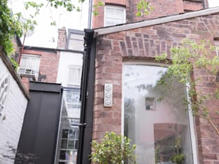 Listed Townhouse Macclesfield Modern houses by guy taylor associates Modern
