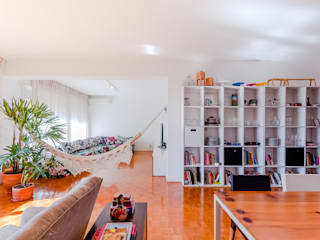 Modern Living Room by ME Fotografia de Imóveis Modern