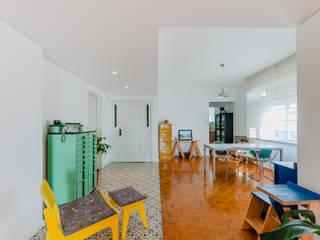 Living e Hall de Entrada: Salas de jantar  por ME Fotografia de Imóveis