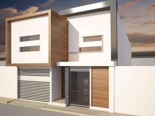 REMODELACION FACHADA CLINICA ESPECIALIDADES JLSG Arquitecto
