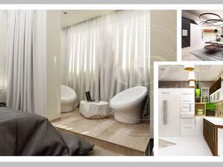 Salon classique par Архитектурно-творческая мастерская 'M-FRESH' Classique