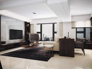 水..森..林 棠豐室內裝修設計工程有限公司 现代客厅設計點子、靈感 & 圖片