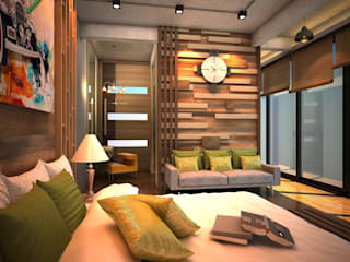งานออกแบบ Bedroom โดย บริษัท99interior&Design.co.th