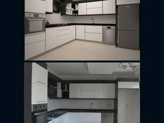 Deniz Gökçe Mimarlık ve İnşaat – Mutfak | Kitchen :  tarz