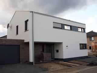 Neubau EFH Ratheim:  Einfamilienhaus von ludebühl | architekten