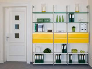 Bürowand TRIO:   von FRANK Schranksysteme GmbH & Co. KG
