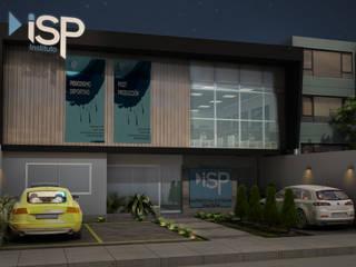 Instituto ISP: Escuelas de estilo  por Soluciones Técnicas y de Arquitectura