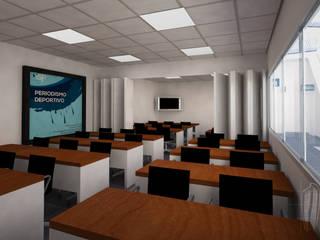 Aula Típica Soluciones Técnicas y de Arquitectura Escuelas