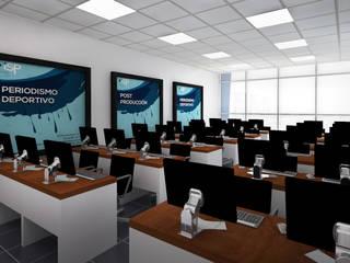 Sala de Computo Soluciones Técnicas y de Arquitectura Escuelas