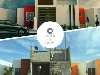Proyecto AM de Yoi Mirai Diseño y Construcción Moderno