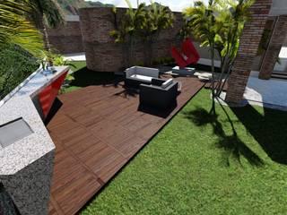 Patios & Decks by Arquitectura Creativa