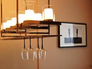 คอนโดมิเนียม ขนาด 45 sq.m.:   by The scene art of interior design