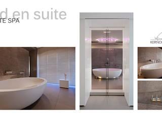 Jedem Raum seine Besonderheit geben....: moderne Badezimmer von KERN-DESIGN GmbH Innenarchitektur + Einrichtung