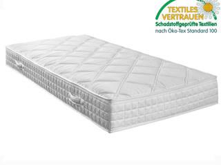 Tonnentaschenfederkern Matratze  (TTFK Matratze):   von FRANK Schranksysteme GmbH & Co. KG