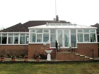 Edwardian Conservatories de Oakley Green Conservatories