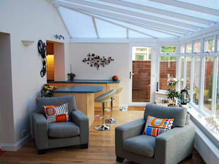 Gull Wing Conservatories de Oakley Green Conservatories