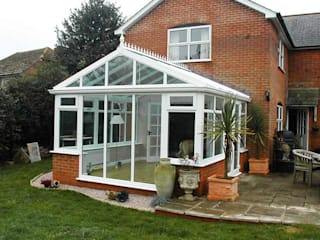 Regency Conservatories de Oakley Green Conservatories