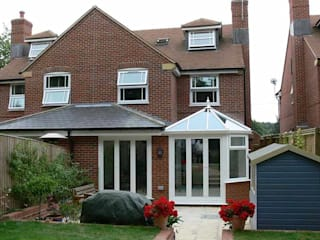 Combination Conservatories Oakley Green Conservatories