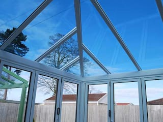 Replacement Conservatory Roofs de Oakley Green Conservatories
