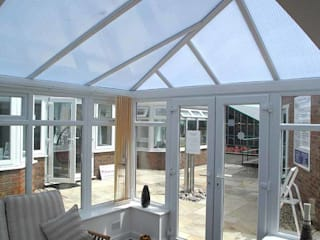 Replacement Glass Conservatory Roofs Oakley Green Conservatories