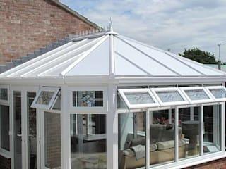 Replacement Glass Conservatory Roofs de Oakley Green Conservatories