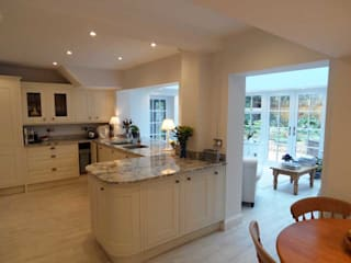 Kitchen Extensions de Oakley Green Conservatories