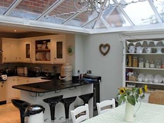 Kitchen Extensions Oakley Green Conservatories